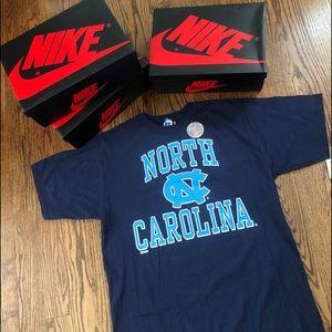 North Carolina Russell Athletic Vintage Shirt